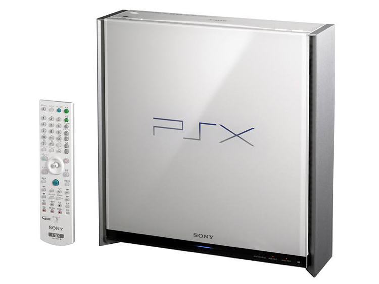 Sony PSX 250 Gigabyte Model