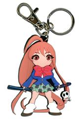 Tenjho Tenge Aya Natsume Die Cut Keychain