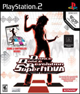 Dance Dance Revolution Super NOVA Bundle