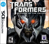 Transformers: Revenge of The Fallen Decepticons