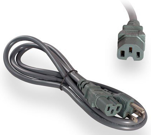 Microsoft Xbox 360 Power Cable Version 1 (3 Prong)
