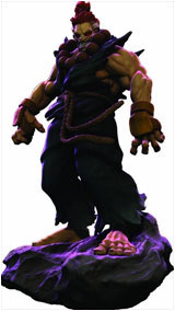 Street Fighter Akuma 12