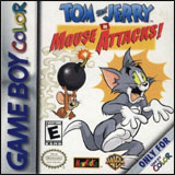 Tom and Jerry in Mouse Attacks