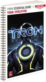 Tron Evolution Essential Guide