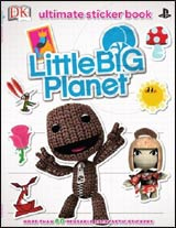 LittleBigPlanet Ultimate Sticker Book