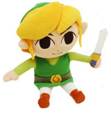 Legend of Zelda Phantom Hourglass Link 12 Inch Plush