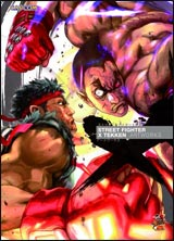 Street Fighter X Tekken Artworks