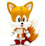 Sonic the Hedgehog Tails Mini-Morphed Action Figure