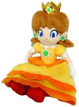 Super Mario Bros Daisy 8 Inch Plush