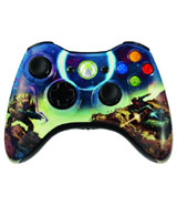 Xbox 360 Halo 3 Spartan Wireless Controller