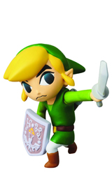 Legend of Zelda Series 1 Wind Waker Link Figure