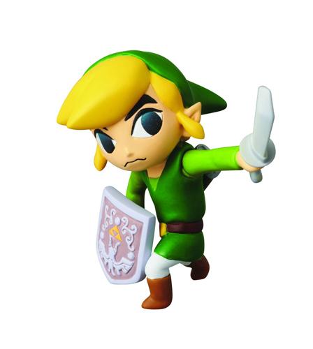 Legend of Zelda Series 1 Wind Waker Link Figure