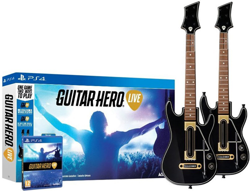 Guitar Hero Live 2-Pack Bundle