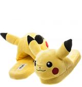 Pokemon Pikachu Unisex 3D Plush Slippers Medium