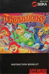 Troddlers (Instruction Manual)