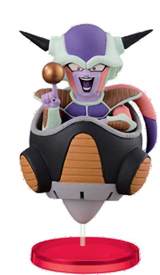 Dragon Ball Z WCF Battle Frieza 3 Inch Figure