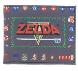 Legend of Zelda: Sublimated Bi-Fold Wallet