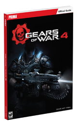 Gears of War 4 Official Guide