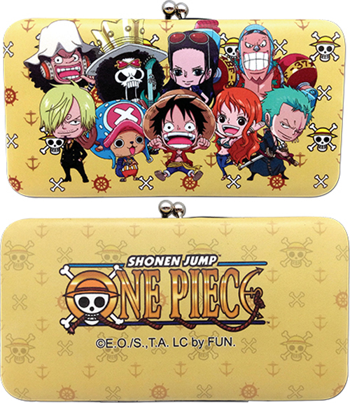 One Piece: Group Hinge Wallet