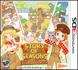 Story Of Seasons: Trio Of Towns