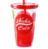 Fallout Nuka Cola Molded Ice Cube 16oz Carnival Cup