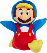 World of Nintendo Penguin Mario 6 Inch Plush