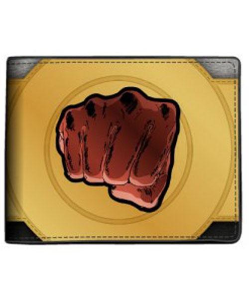 One Punch Man Bi-Fold Wallet
