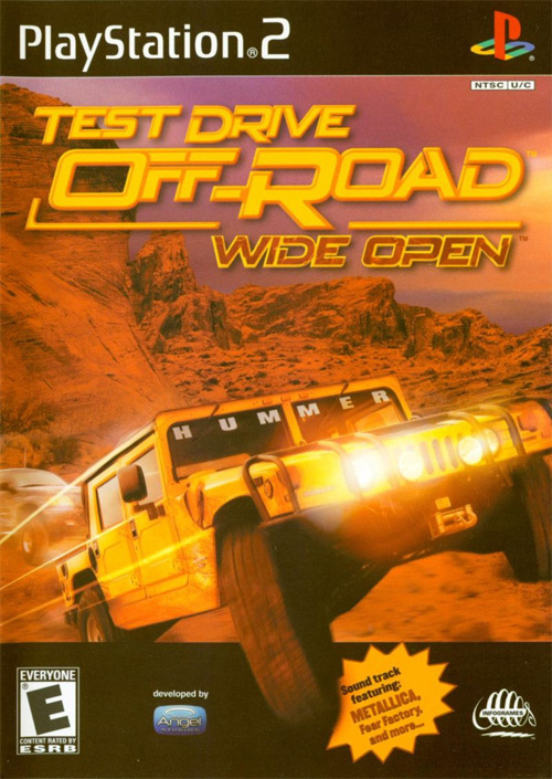 Test Drive: Off Road Wide Open