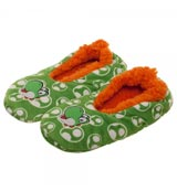 Super Mario Yoshi Slipper Socks (Small/Medium)