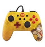 Nintendo Switch Wired Controller Plus: Donkey Kong Edition