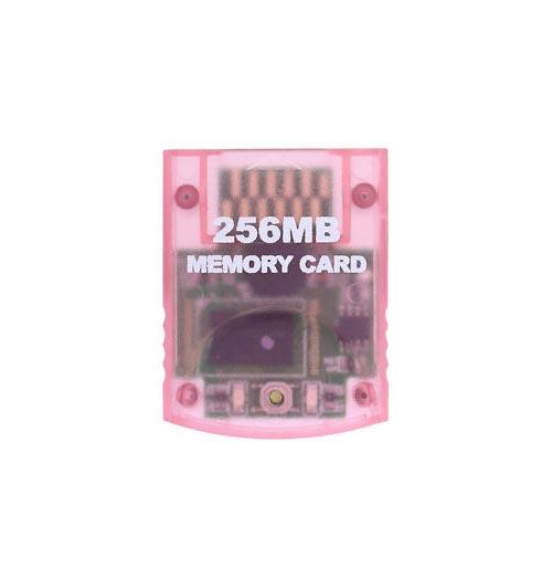 GameCube 256 MB Memory Card