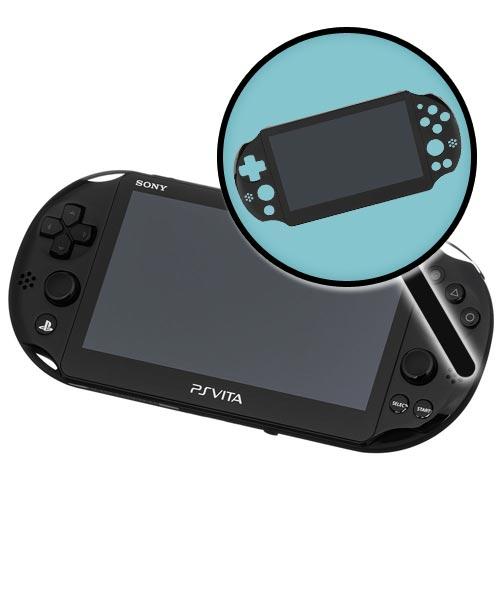 PS Vita Model 2000 Repairs: LCD Screen Replacement Service