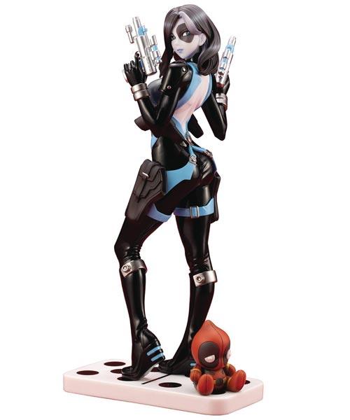 Marvel Domino Bishoujo Statue