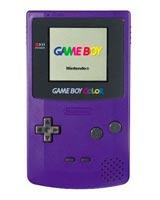 Nintendo Game Boy Color Grape Refurbished System - Grade A