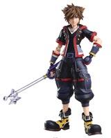 Kingdom Hearts III Bring Arts Sora Action Figure Version 2