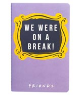 Friends Soft Cover Journal Set 3 Pack