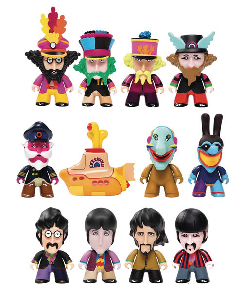 Beatles Yellow Submarine 2021 Mini Figure
