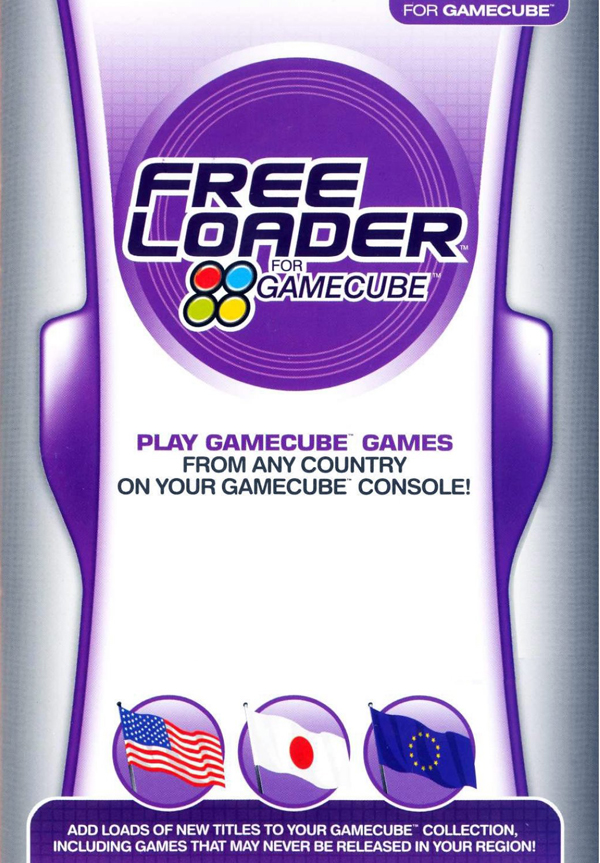 GameCube Free Loader / Freeloader Converter US Version