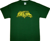 Nintendo: Legend of Zelda Hunter Green T-Shirt MED