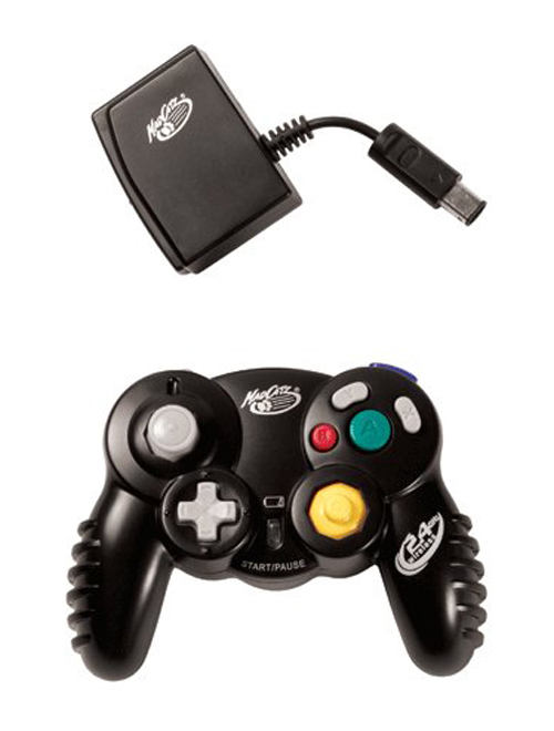 GameCube MicroCon Wireless Controller by MadCatz