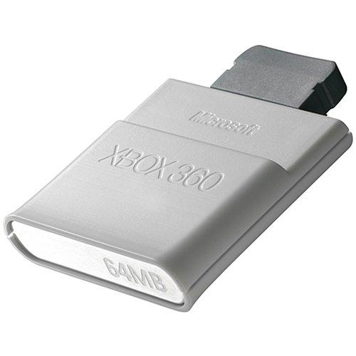 Xbox 360 64 MB Memory Unit / Memory Card by Microsoft