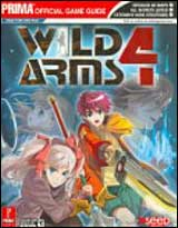 Wild Arms 4 Official Strategy Guide