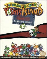 Super Mario World 2 Yoshi's Island Official Nintendo Player's Guide