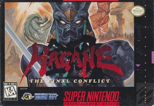 Hagane: The Final Conflict