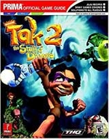 TAK 2: The Staff of Dreams Official Strategy Guide Book