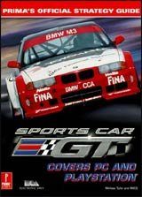 Sports Car GT Official Strategy Guide Book