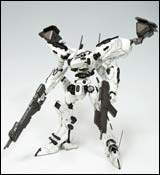 Aemored Core White Glint Fine Scale Model Kit