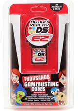 Nintendo DS Action Replay EZ by Datel