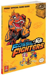 Fossil Fighters Prima Official Game Guide
