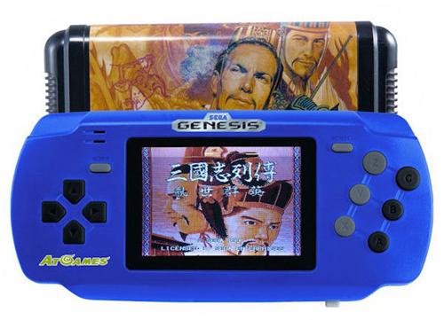Sega Genesis Gen Mobile Handheld Console